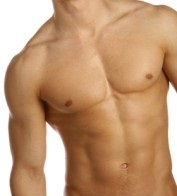 Port Elizabeth Body Hair Removal - Man Chest