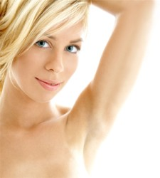 Laser Hair Removal in Washington DC - Underarm