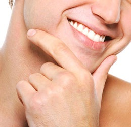Facial Hair Removal in Yantai - Man Face